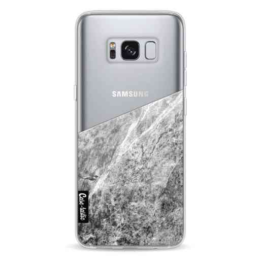 Casetastic Softcover Samsung Galaxy S8 - Marble Transparent