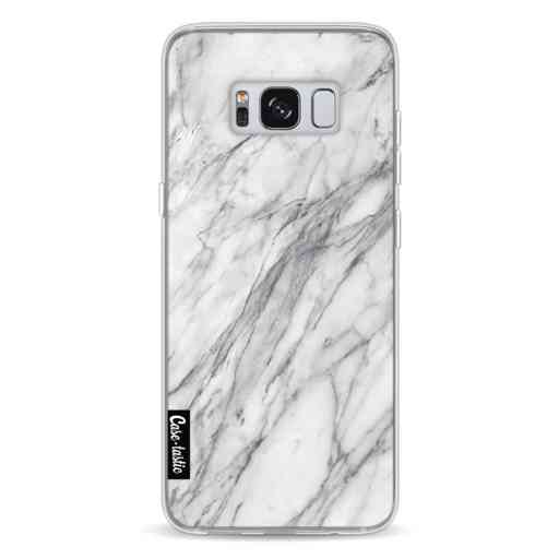 Casetastic Softcover Samsung Galaxy S8 - Marble Contrast
