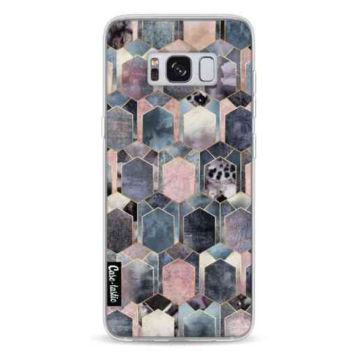 Casetastic Softcover Samsung Galaxy S8 - Art Deco Dream