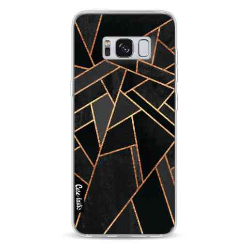 Casetastic Softcover Samsung Galaxy S8 - Black Night
