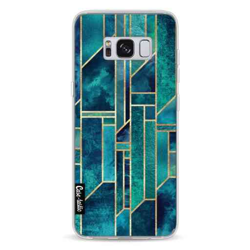 Casetastic Softcover Samsung Galaxy S8 - Blue Skies