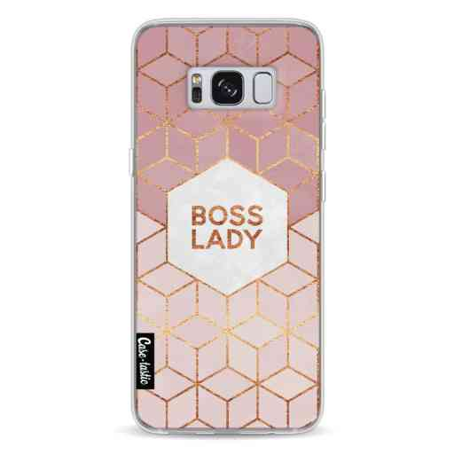 Casetastic Softcover Samsung Galaxy S8 - Boss Lady