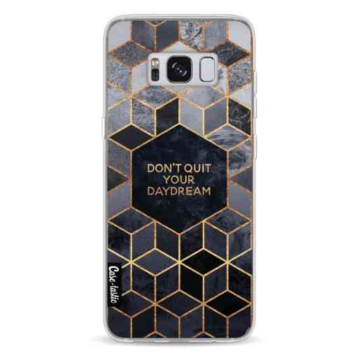 Casetastic Softcover Samsung Galaxy S8 - Don't Quit Your Daydream