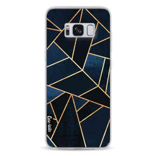 Casetastic Softcover Samsung Galaxy S8 - Navy Stone