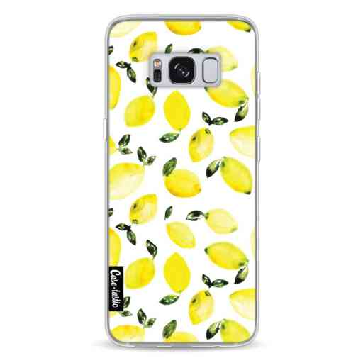 Casetastic Softcover Samsung Galaxy S8 - Lemons