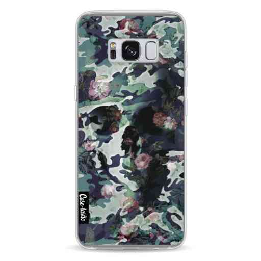 Casetastic Softcover Samsung Galaxy S8 - Army Skull