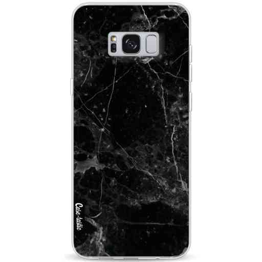 Casetastic Softcover Samsung Galaxy S8 Plus - Black Marble