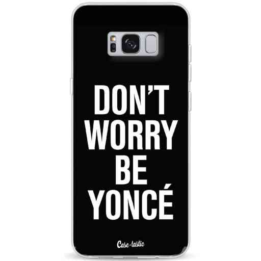 Casetastic Softcover Samsung Galaxy S8 Plus - Don't Worry Beyoncé