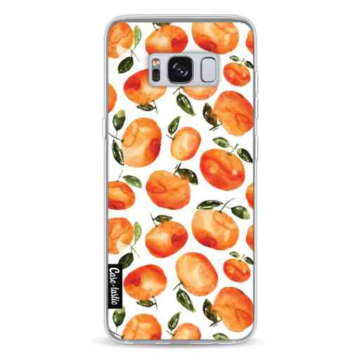 Casetastic Softcover Samsung Galaxy S8 - Tangerines