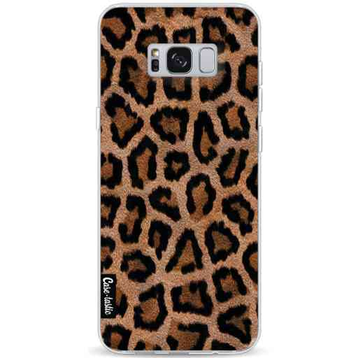 Casetastic Softcover Samsung Galaxy S8 Plus - Leopard