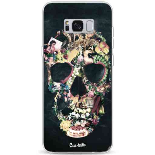 Casetastic Softcover Samsung Galaxy S8 Plus - Vintage Skull