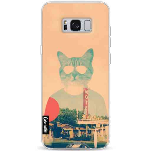 Casetastic Softcover Samsung Galaxy S8 Plus - Cool Cat