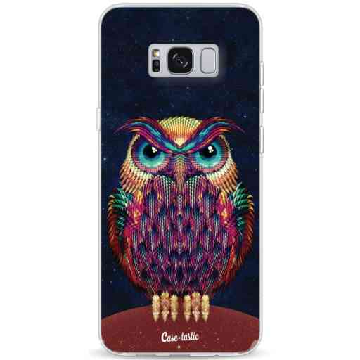 Casetastic Softcover Samsung Galaxy S8 Plus - Owl 2