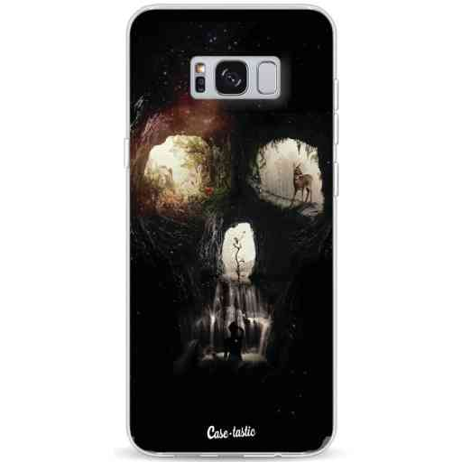 Casetastic Softcover Samsung Galaxy S8 Plus - Cave Skull