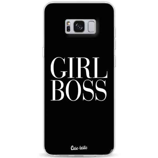 Casetastic Softcover Samsung Galaxy S8 Plus - Girl Boss