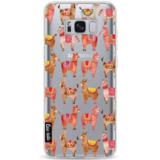 Casetastic Softcover Samsung Galaxy S8 Plus - Alpacas