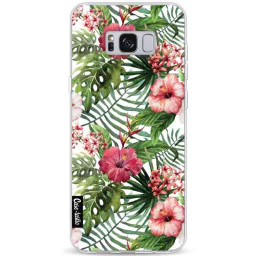 Casetastic Softcover Samsung Galaxy S8 Plus - Tropical Flowers