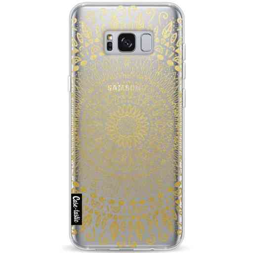 Casetastic Softcover Samsung Galaxy S8 Plus - Gold Mandala
