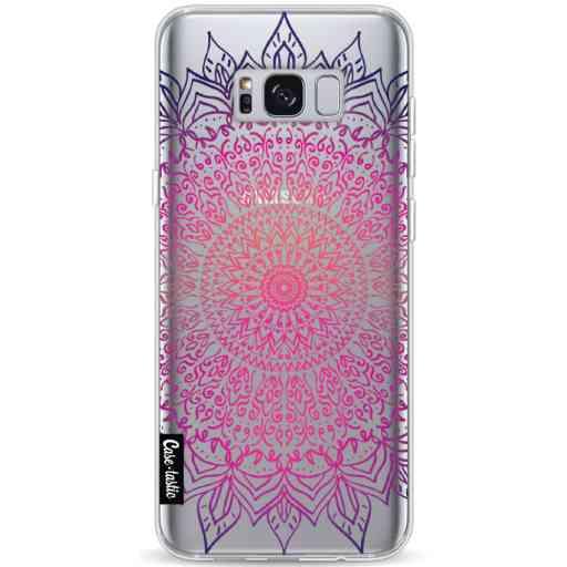 Casetastic Softcover Samsung Galaxy S8 Plus - Happy Mandala
