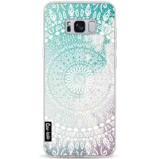 Casetastic Softcover Samsung Galaxy S8 Plus - Rainbow Mandala