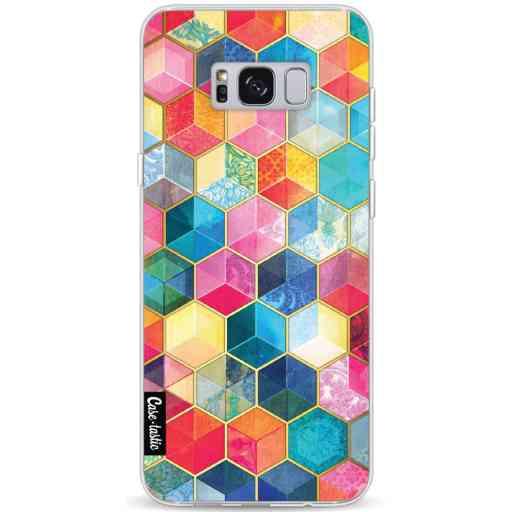 Casetastic Softcover Samsung Galaxy S8 Plus - Bohemian Honeycomb