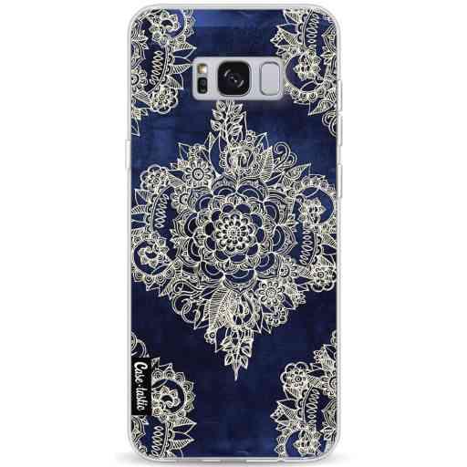 Casetastic Softcover Samsung Galaxy S8 Plus - Deep Indigo Ink