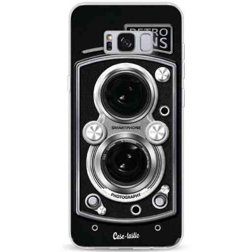 Casetastic Softcover Samsung Galaxy S8 Plus - Camera Retro Lens