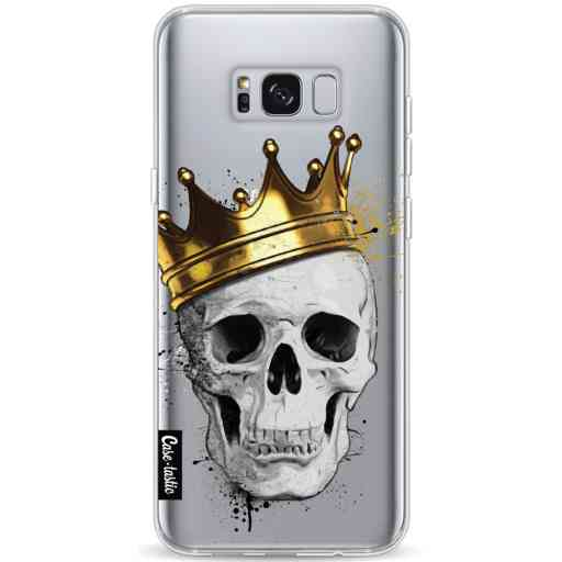 Casetastic Softcover Samsung Galaxy S8 Plus - Royal Skull