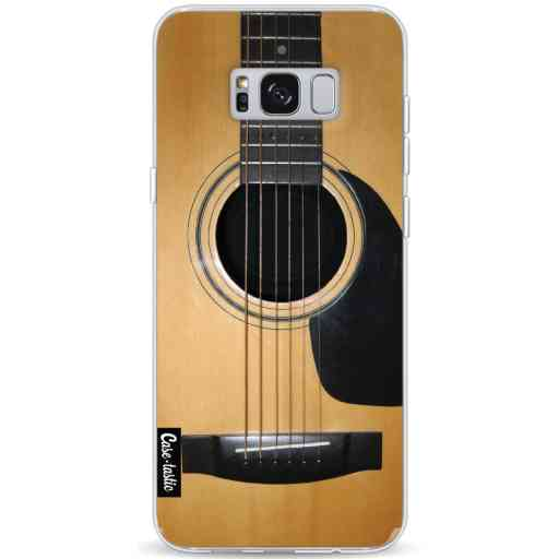 Casetastic Softcover Samsung Galaxy S8 Plus - Guitar