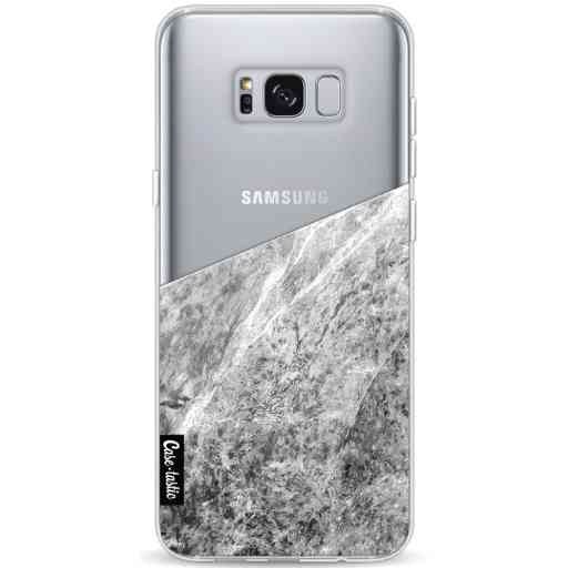 Casetastic Softcover Samsung Galaxy S8 Plus - Marble Transparent