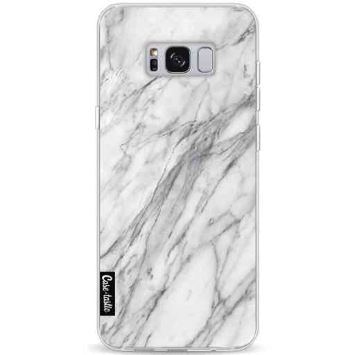 Casetastic Softcover Samsung Galaxy S8 Plus - Marble Contrast