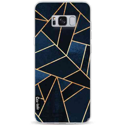 Casetastic Softcover Samsung Galaxy S8 Plus - Navy Stone