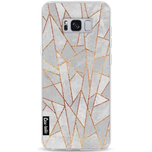 Casetastic Softcover Samsung Galaxy S8 Plus - Shattered Concrete
