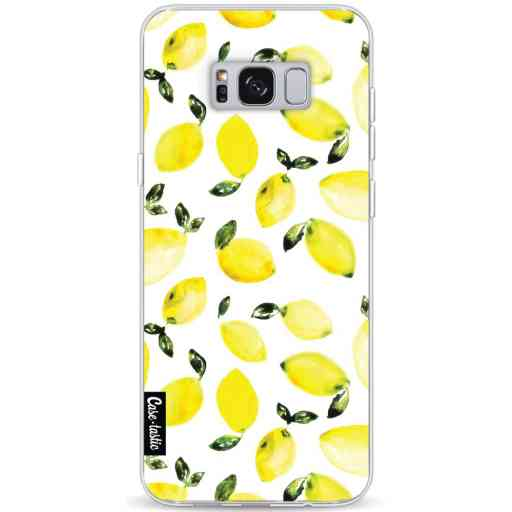 Casetastic Softcover Samsung Galaxy S8 Plus - Lemons