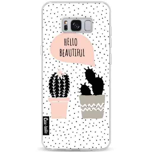 Casetastic Softcover Samsung Galaxy S8 Plus - Cactus Love