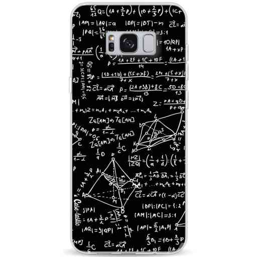 Casetastic Softcover Samsung Galaxy S8 Plus - You Do The Math