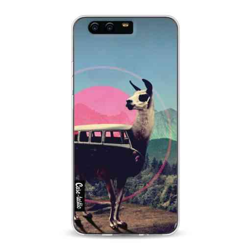 Casetastic Softcover Huawei P10 - Llama