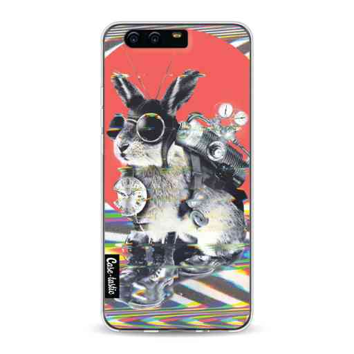 Casetastic Softcover Huawei P10 - Time Traveller