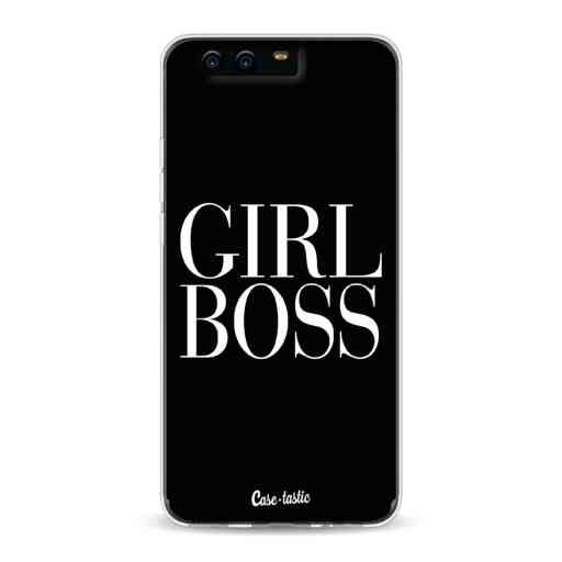 Casetastic Softcover Huawei P10 - Girl Boss