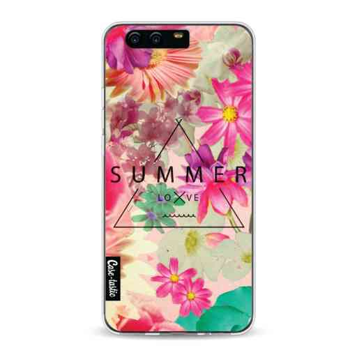 Casetastic Softcover Huawei P10 - Summer Love Flowers