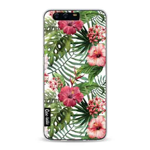 Casetastic Softcover Huawei P10 - Tropical Flowers