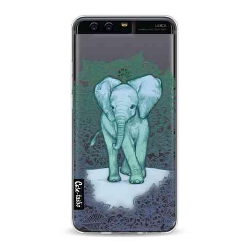 Casetastic Softcover Huawei P10 - Emerald Elephant