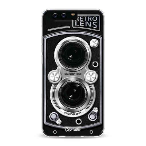 Casetastic Softcover Huawei P10 - Camera Retro Lens