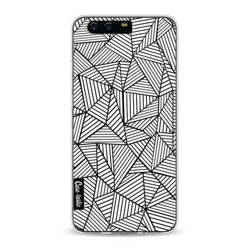 Casetastic Softcover Huawei P10 - Abstraction Lines
