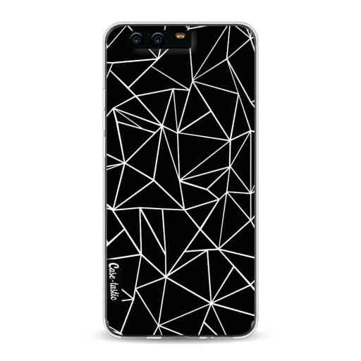 Casetastic Softcover Huawei P10 - Abstraction Outline