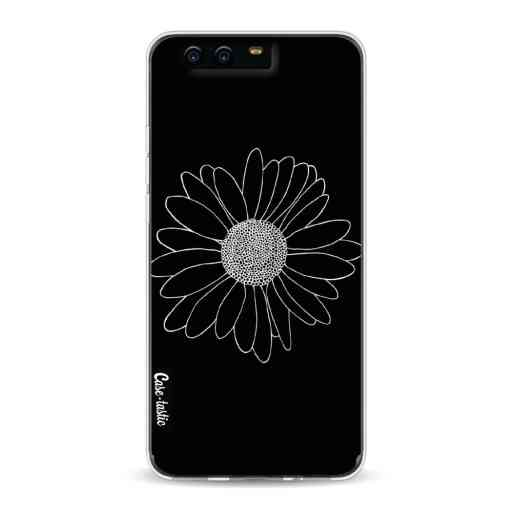 Casetastic Softcover Huawei P10 - Daisy Black