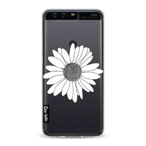 Casetastic Softcover Huawei P10 - Daisy Transparent