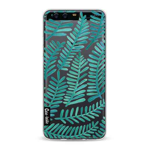 Casetastic Softcover Huawei P10 - Turquoise Fronds
