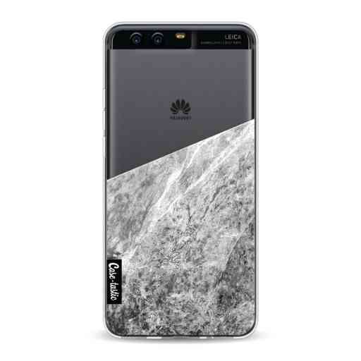 Casetastic Softcover Huawei P10 - Marble Transparent