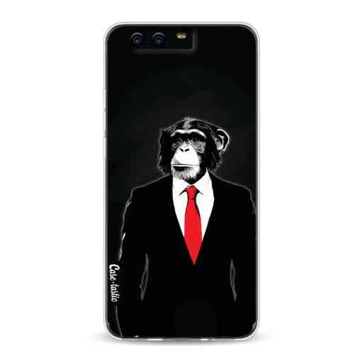 Casetastic Softcover Huawei P10 - Domesticated Monkey